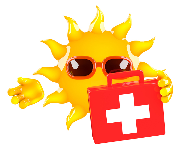 summer first aid- summer safety tips