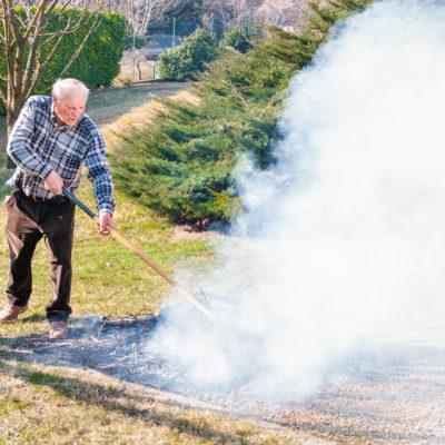 Burning Poison Ivy is Never Safe
