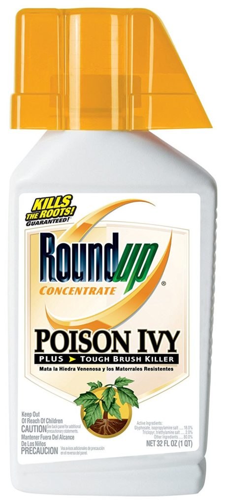 Roundup Poison Ivy Killer